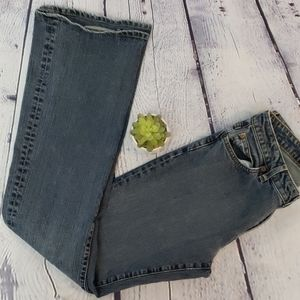 GAP flare Stretch Jeans in size 10 long